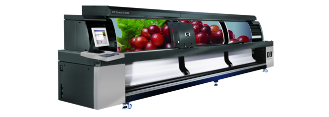 XL 1500 Solvent Printer