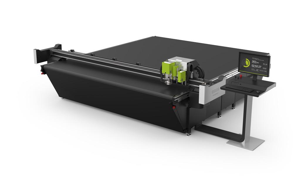 Kongsberg I-XL Automated Finishing System